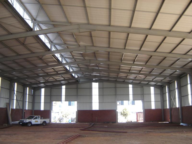 Pan African Properties new Building